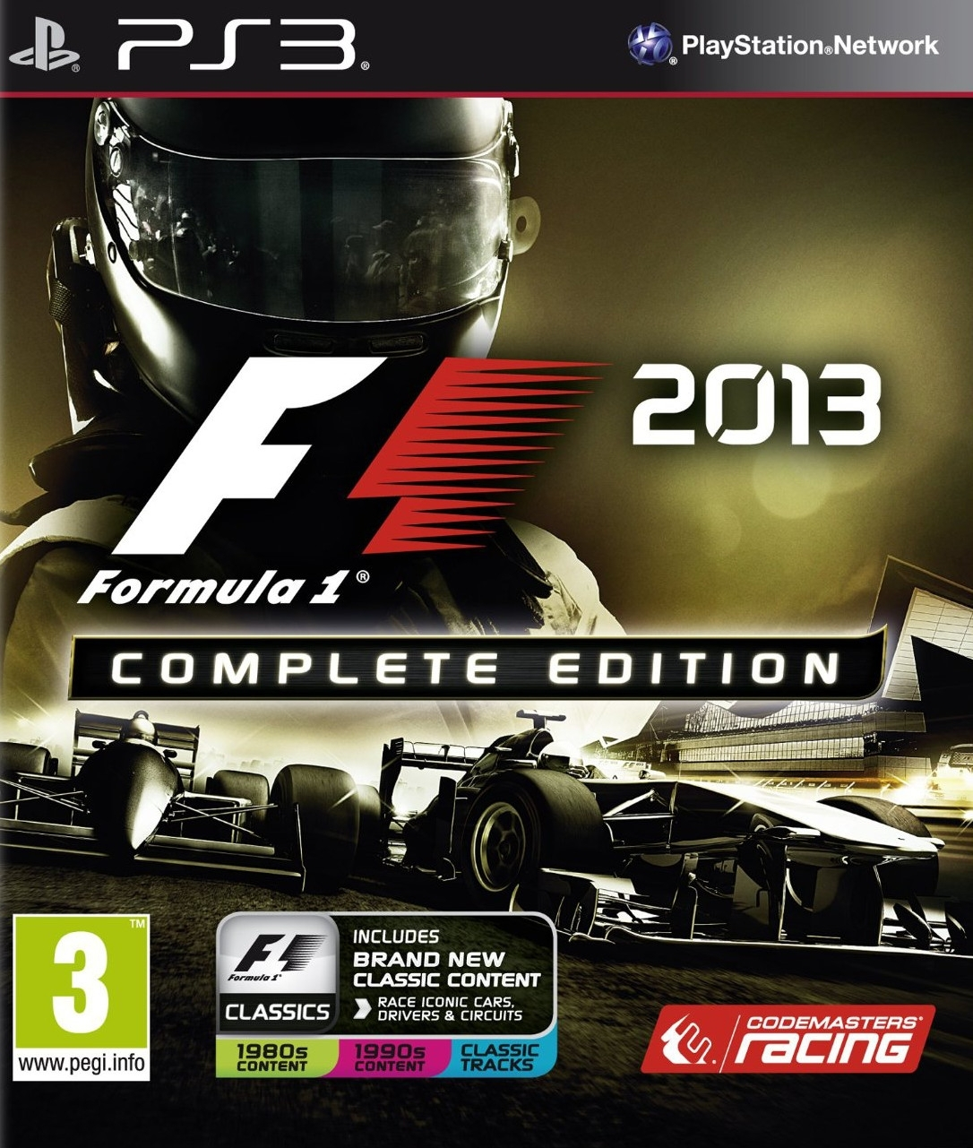 F1 2013 Complete Edition (PS3)